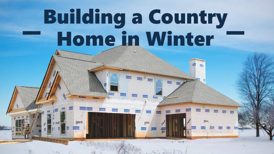 Guide to hobby farming in michigan country homes by for Building a house in michigan