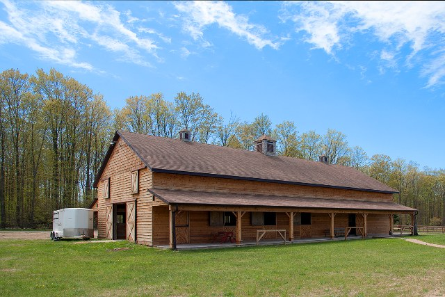 Northwest MI country home for sale