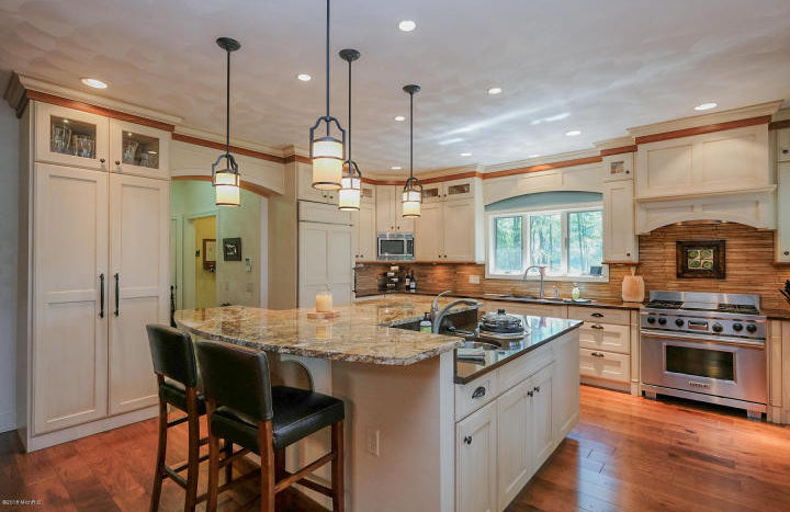 one-owner home with acreage