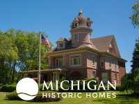 historic homes for sale Michigan