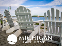 lake homes in Michigan for sale