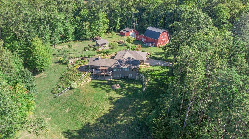 Calhoun County country property for sale